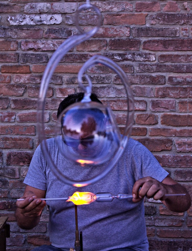 artigiani del vetro di ruggeri alessandro