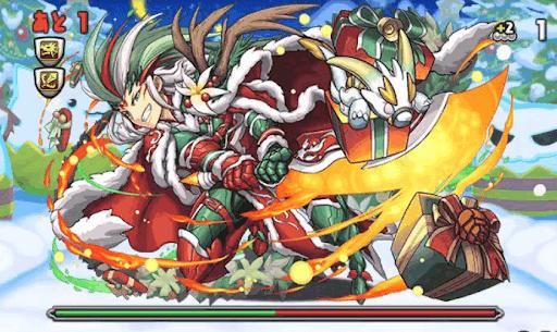 クリスマスチャレンジ7F