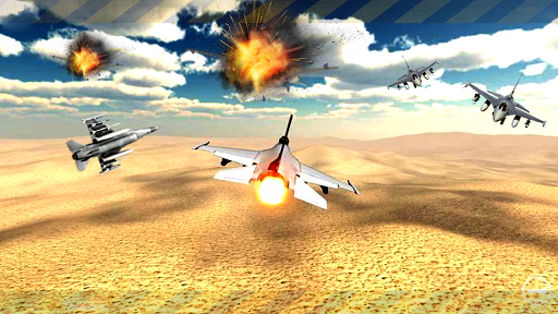 F16戦闘機の戦争