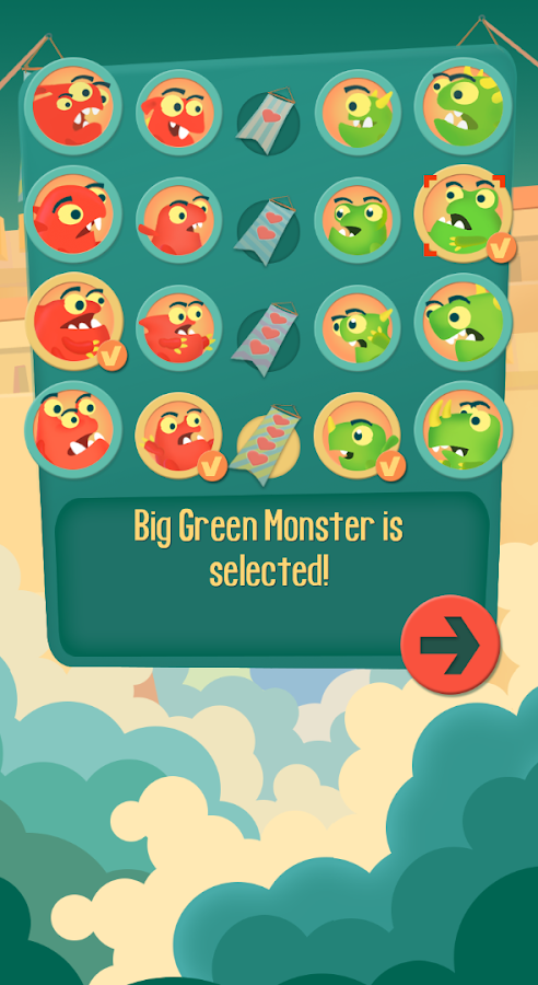 Monsters Panic- screenshot