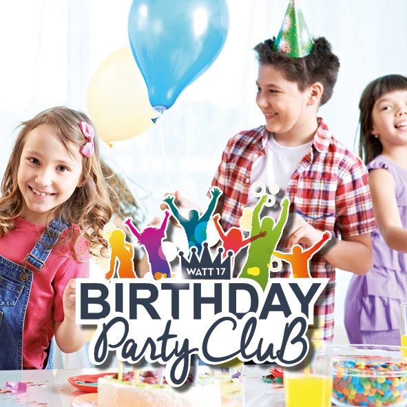 Birthday Party Club