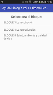 Biología Vol 2 1er. Secundaria- screenshot thumbnail