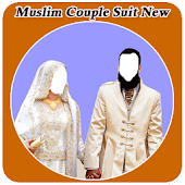 Muslim Couple Suit New