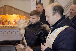 Різдвяні свята на Вульках (м. Львів), січень 2020 р. Б.