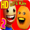 Annoying Orange Gaming Video