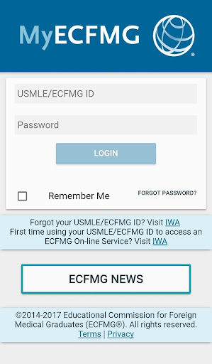 MyECFMG 2.9.2 screenshots 2