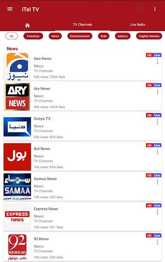 iTel TV - Watch Everything anywhere 1.09942 screenshots 18