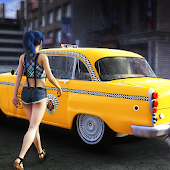 Real Driving Academy: Modern Taxi Driver Game 2019 Android APK Download Free By GamesEntity