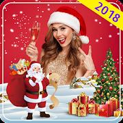 2019 Merry Christmas Photo Frames