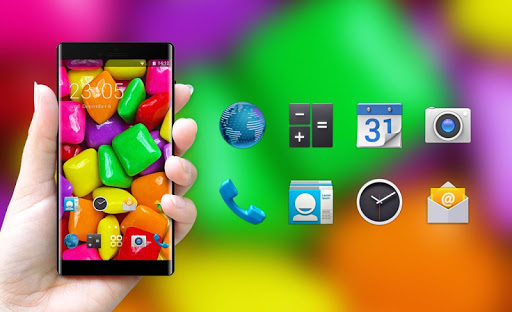 Theme for Karbonn S5 Titanium HD 1.0.0 screenshots 4