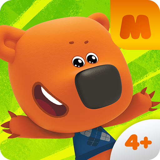 Be-be-bears Free (game)