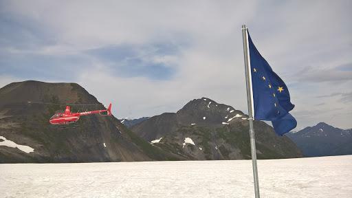 16a WP_20150806_15_51_09_Pro.jpg - Lift off for Punch Bowl Glacier