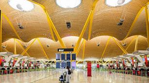 El aeropuerto Adolfo Suárez Madrid-Barajas solo mantendrá operativa la Terminal 4.