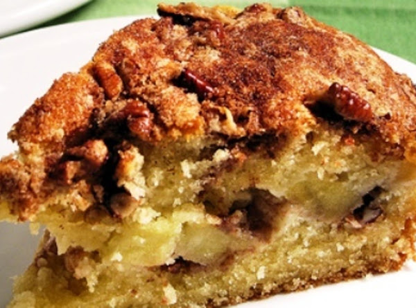 Michigan Holiday Coffee Cake Recipe