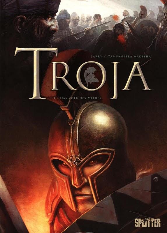 Troja (2015) - komplett