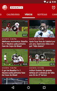 Náutico SporTV- screenshot thumbnail