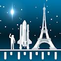 Univerzoom - Discover Scales & Distances in 3D icon