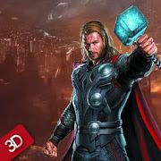 Avenger Thor Adventure Run War APK