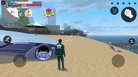 Real Gangster Crime APK screenshot thumbnail 8