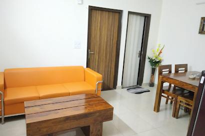 Saket Serviced Apartments-II