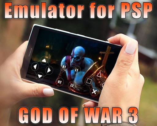 descargar dios dela guerra para emulador psp android