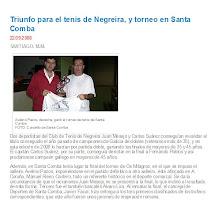 Photo: Torneo de Santa Comba 2008