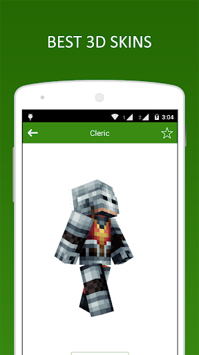3D Skins for Minecraft PE Pro