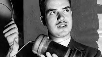 Jack Parsons coqueteó con el ocultismo y la cienciología.