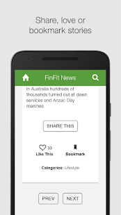 FinFit News by FinFit Wealth- screenshot thumbnail