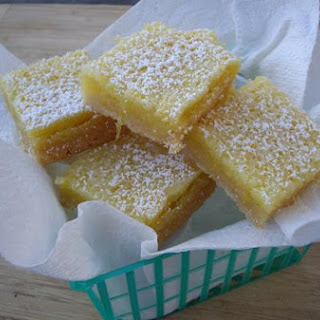 The Lemon Bars
