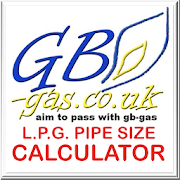 GB Gas LPG Pipe Sizing Calc.  Icon