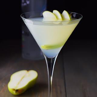 Pear Juice Martini Recipes