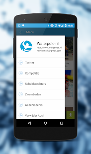 Waterpolo.nl- screenshot thumbnail