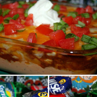 Layered Chili Dip