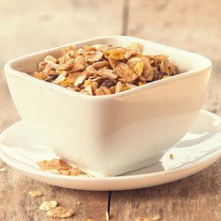 Low-Fat Maple Granola Recipe