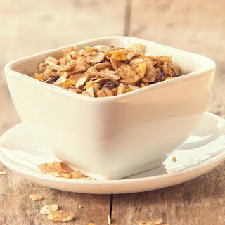 Low-Fat Maple Granola.