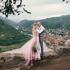 Wedding photographer Natiya Gachava (natiaphoto). Photo of 08.06.2018