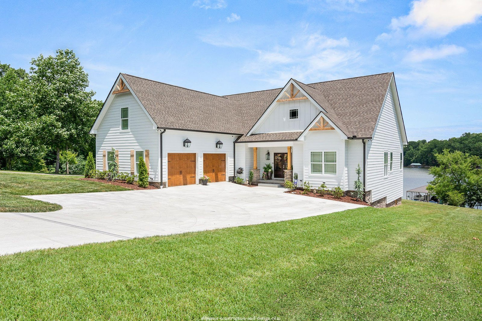 renovating a traditional design house in mt juliet, tn