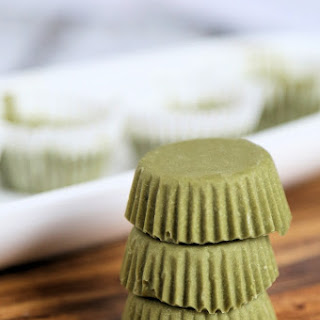 Green Tea and Ginger Chocolates