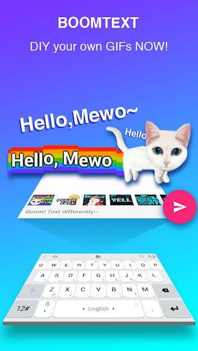 TouchPal Keyboard - Cute Emoji screenshot 5