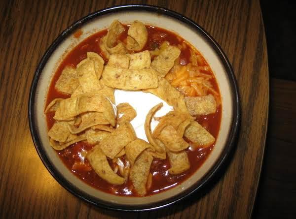 Mix It Up Chili
