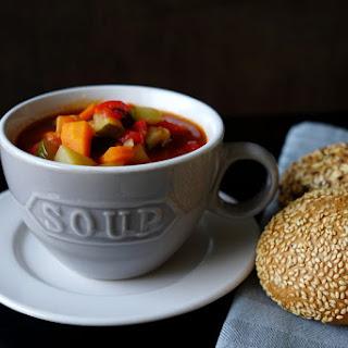 Vegan Bean Chili Soup