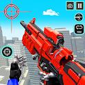 US Police Robot Counter Terrorist Shooting Games icon