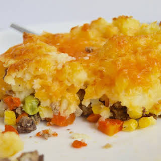 Simple For Shepherds Pie With Ground Beef Recipes.