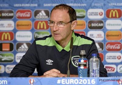 """Iers bondscoach krijgt de moeilijkste vraag van de dag: """"Hoeveel Belgen er in mijn ploeg zouden spelen?"""""""