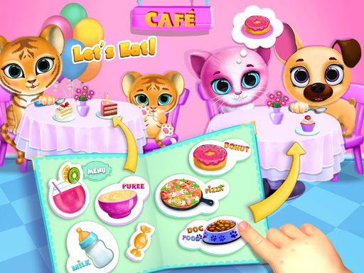 Kiki & Fifi Pet Hotelu2013 My Virtual Animal House 1.0.45 screenshots 14