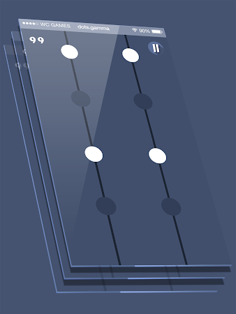 dots γ | Double Color Switch 2.0 screenshot 1498376