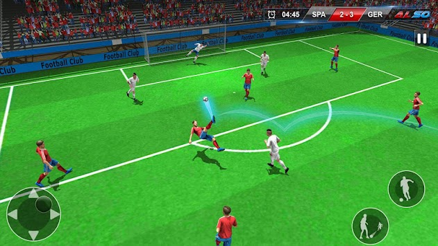 Football Soccer League apk screenshot