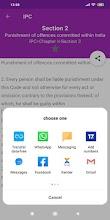 IPC - Indian Penal Code screenshot thumbnail