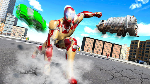 Iron Superhero War: Iron Robot Rescue Mission 2020 1.2.12 screenshots 11
